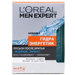 Лосьон после бритья L`Oreal Ледяной эффект
