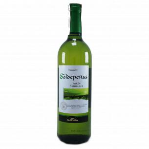 Вино Soldepeñas Airen белое полусладкое