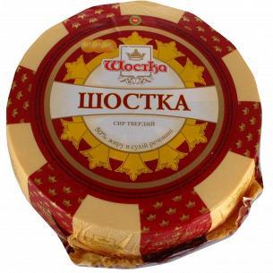 Сыр Шостка Шостка 50%