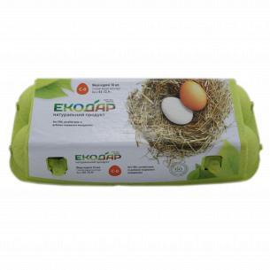 Яйца куриные Экодар С0