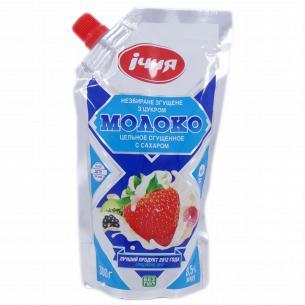 "Молоко ""Ічня""сгущенное цельное с сахаром 8,5% д/п"