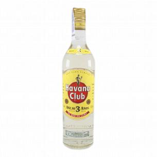 Ром Havana Club Anejo 3 года 40%