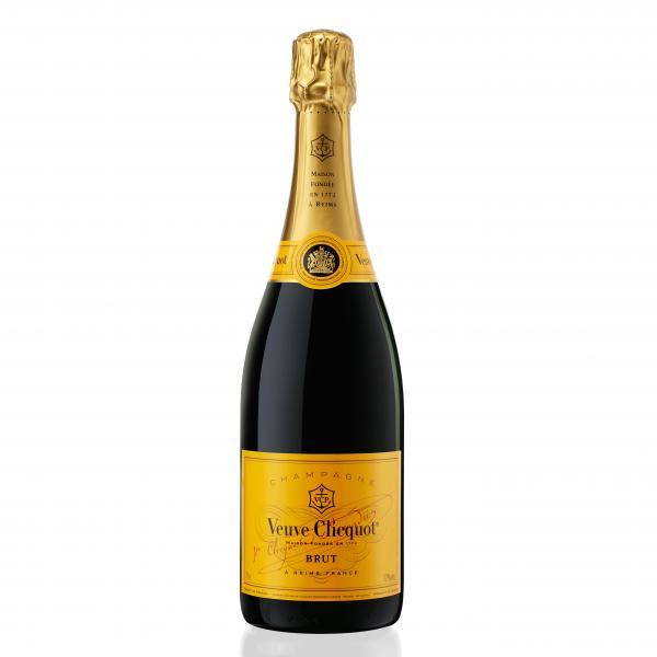 Шампанское Veuve Clicquot белое брют
