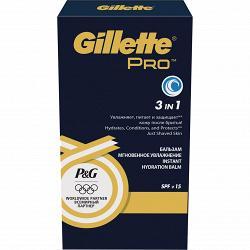 Бальзам после бритья Gillette 3в1 Мгновенное увлажнение