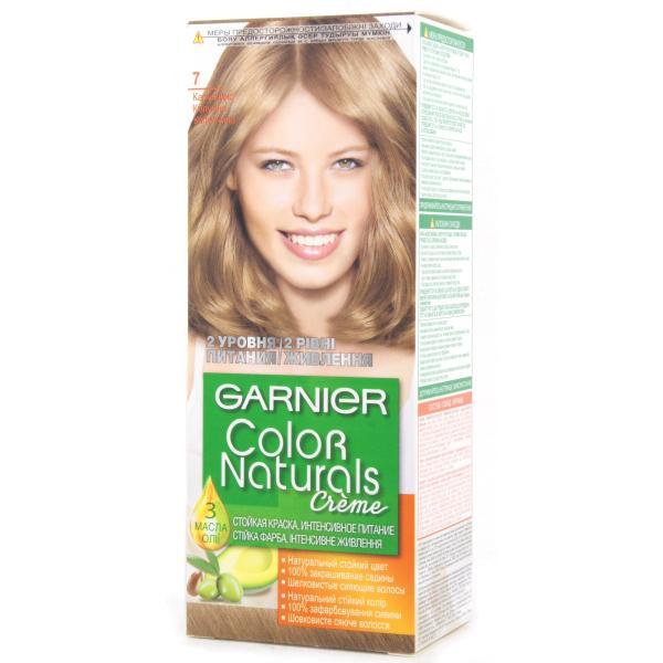 Краска для волос Garnier Color Naturals тон 7
