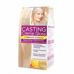 Краска для волос L`Oreal CASTING Creme Gloss тон 1021