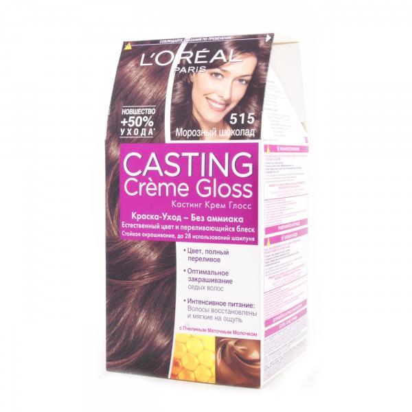 Краска для волос L`Oreal Casting Creme Gloss тон 515