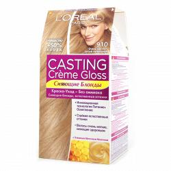 Краска для волос L`Oreal CASTING Creme Gloss тон 910