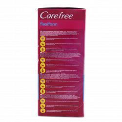 Прокладки гигиенические ежедневные  Carefree Flexi Form