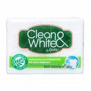 Мылохозяйственное Duru Clean Whiteотбеливающее