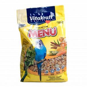 Корм для попугаев Vitakraft Меню