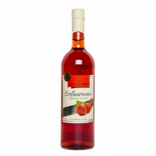 Вино плодовое Katlenburger Клубника