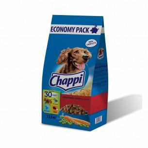 Корм для собак Chappi говядина-птица-овощи сухой