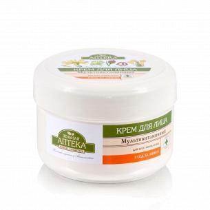 Крем для лица Зеленая аптека Мультивитамин для всех типов