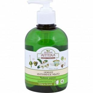 Мыло для интимной гигиены Зеленая Аптека Чайное Дерево
