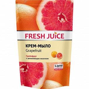 Крем-мыло жидкое Fresh Juice Грейпфрут запаска