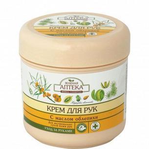 Крем для рук Зеленая Аптека Экстра сухая кожа