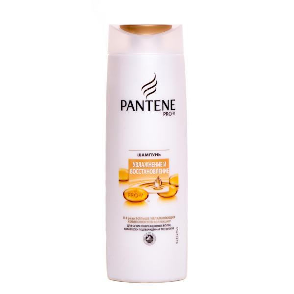 Шампунь Pantene PRO-V Увлажнения и восстановление