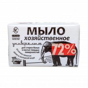 Мыло хозяйственное Невская косметика 72%