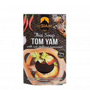 Паста deSiam Том Ям тайская для супа