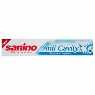 Паста зубная Sanino Защита от кариеса
