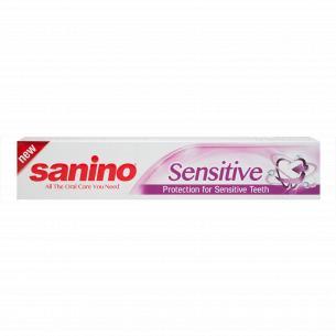 Паста зубная Sanino Для чувствительных зубов