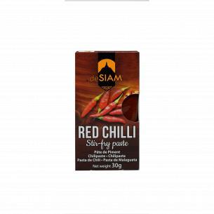 Паста deSiam из красного перца чили для приготовления блюд Stir-Fry
