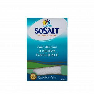 Соль Sosalt морская Riserva Naturale
