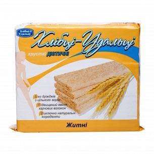 Хлебцы Удальцы ржаные