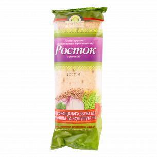 Хлебцы УкрЕкоХліб Росток с зерен пшеницы с гречкой