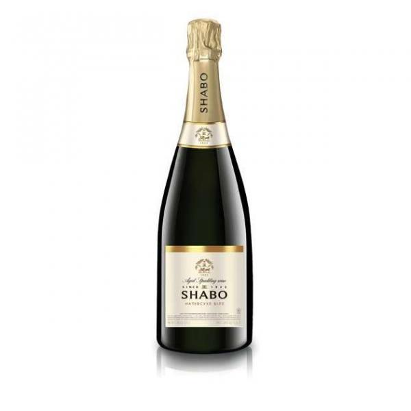 Вино игристое Shabo Classic белое полусухое