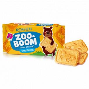 Печенье Roshen Zoo-boom с молоком для детей