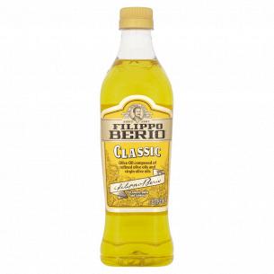 Масло оливковое Filippo Berio с/б