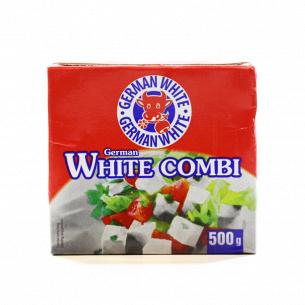 Сырный продукт Kaserei Джерман Вайт Лаки Кау 40%