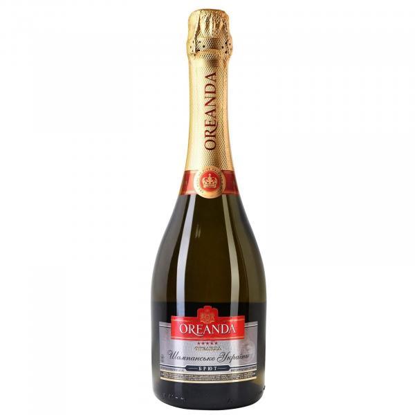 Шампанское Oreanda белое брют