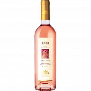 Вино Vardiani Алгети розовое полусладкое