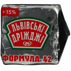 Дрожжи Львовские пресованные в фольге