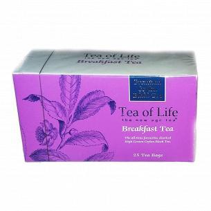Чай черный Tea of Life Breakfast Tea К завтраку