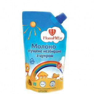 Молоко сгущенное MamaMilla цельное с сахаром 8,5% д/п