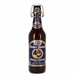 Пиво Hacker-Pschorr Anno 1417 светлое нефильтров