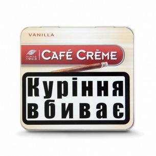Сигары Cafe-Creme Vanilla