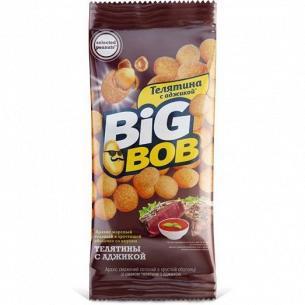 Арахис Big Bob в оболочке вкус телятина с аджикой