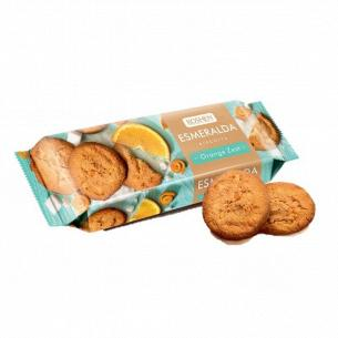 Печенье Roshen Эсмеральда с цедрой апельсина
