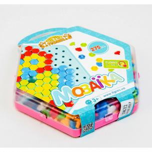 Игрушка Тигрес Мозаика Бабочка развивающая 39314