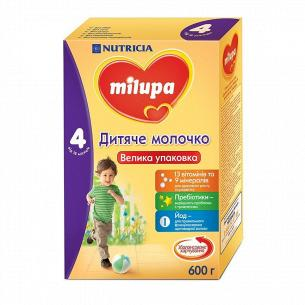 Смесь Milupa 4 молочная сухая