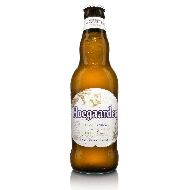 Пиво Hoegaarden White / '0,33л