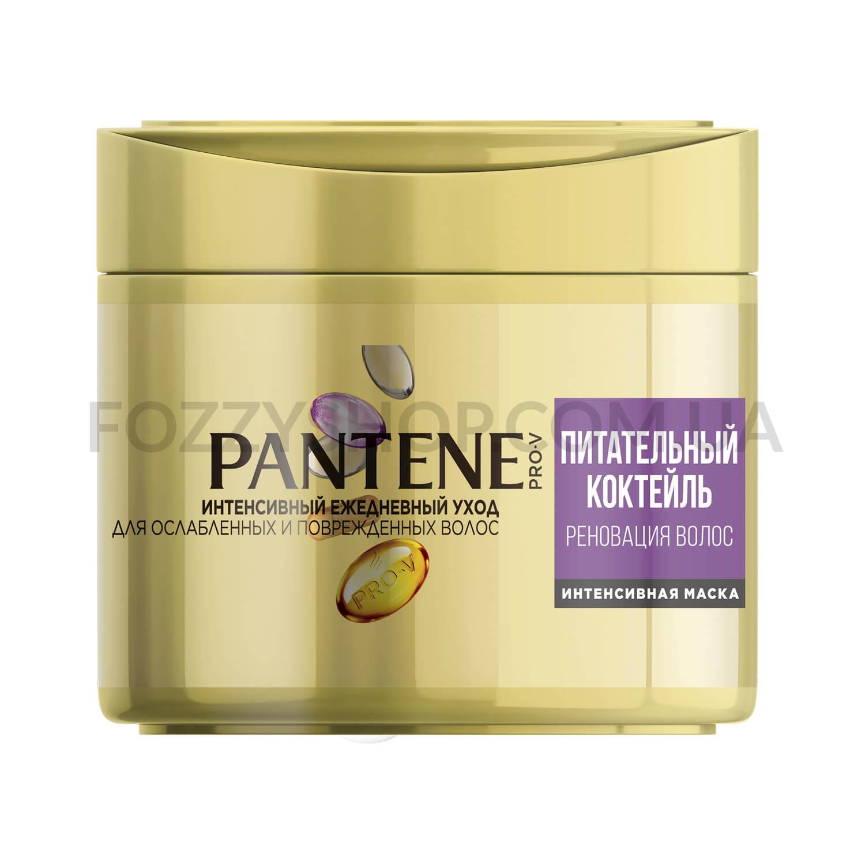 Маска для волосся Pantene Pro-V Поживний Коктейль для ослаблення волосся 300 мл / '300мл