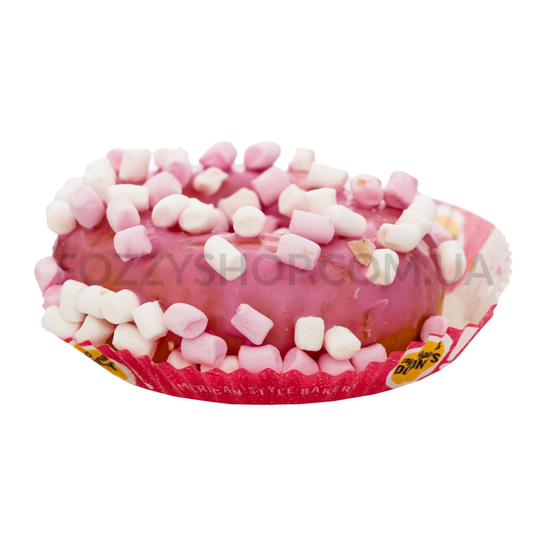 Пончик Panavi рожевий з маршмелоу / '54г