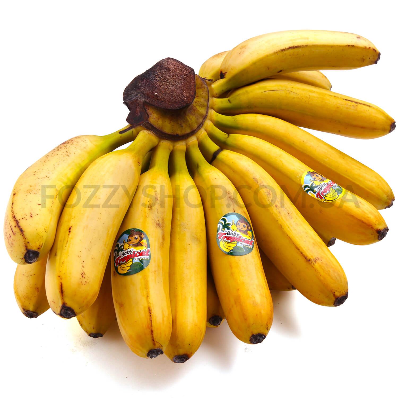 Банани бебі / 100г.