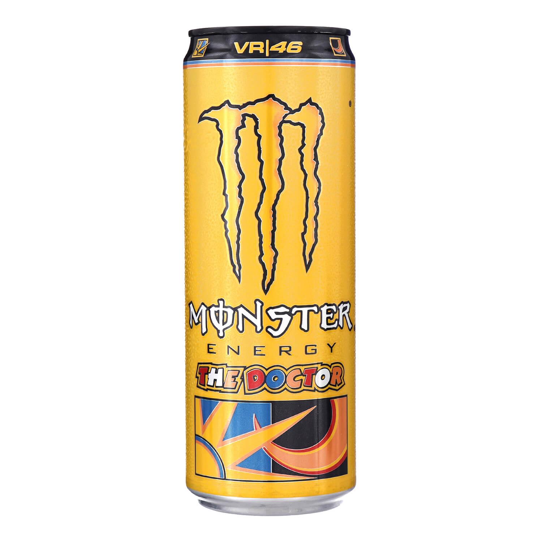 Напій енергетичний Monster Energy The Doctor безалкогольний ж/б / '355мл